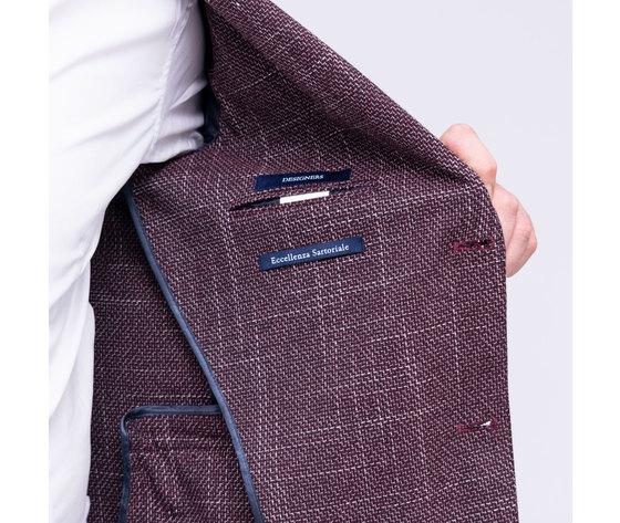 9 dettaglio giacca bordeux