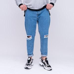 Jeans boy friends con rotture