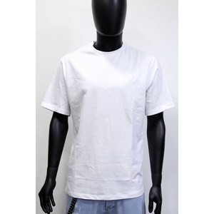 T-shirt stampa g/collo