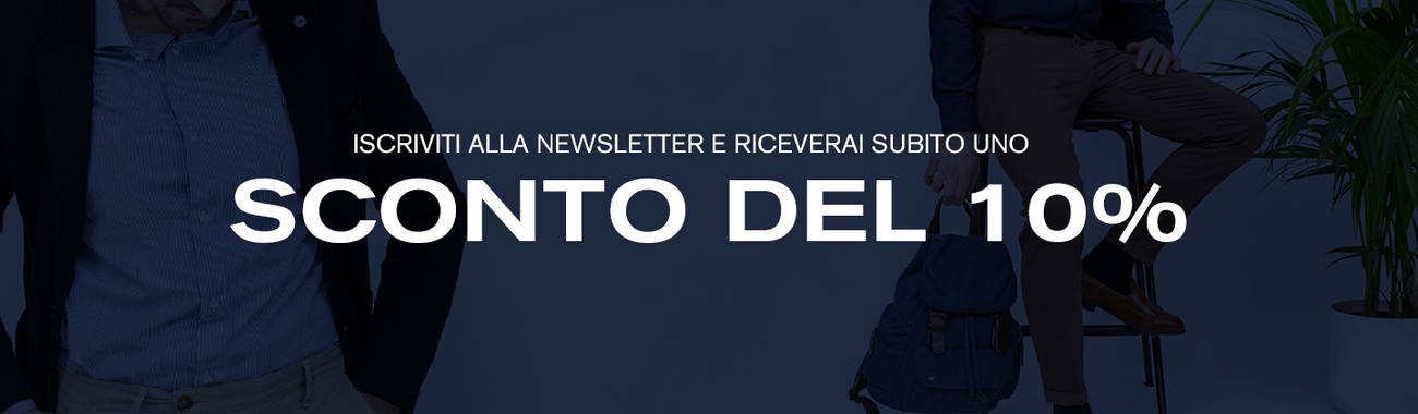 Banner sito l'uomo def newsletter
