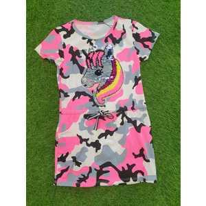 vestito unicorno