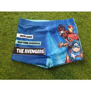 Costume boxer Avengers