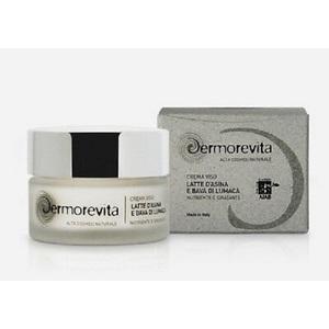 Dermorevita crema total viso mani corpo biologico