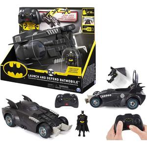 Batman Batmobile Radiocomandata Launch&Defend