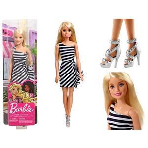 Barbie - Outfit Iconico Bianco e Nero