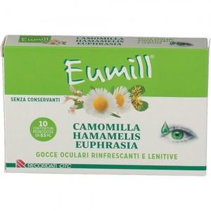Eumill gocce oculari rinfrescanti e lenitive 10 Monodose