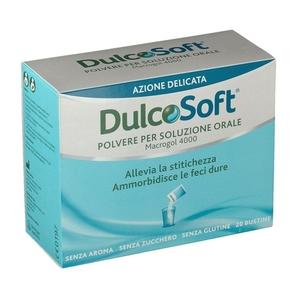 DulcoSoft Azione Delicata Polvere 20 Bustine