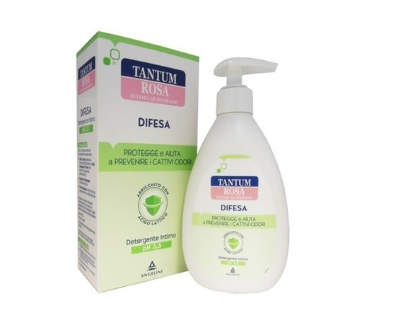 0022753 tantum rosa difesa detergente intimo ph 35 200ml 600