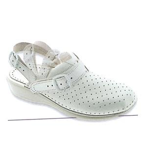 Shoes forato donna con laccio posteriore