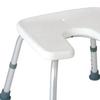 0004860 sedile per doccia con o senza schienale mediland
