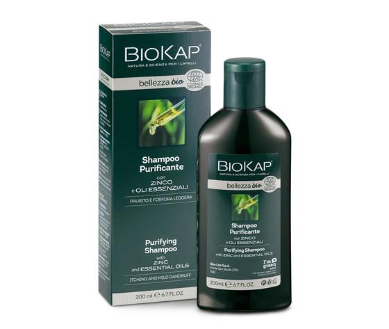 Biokap bio shampoo purificante