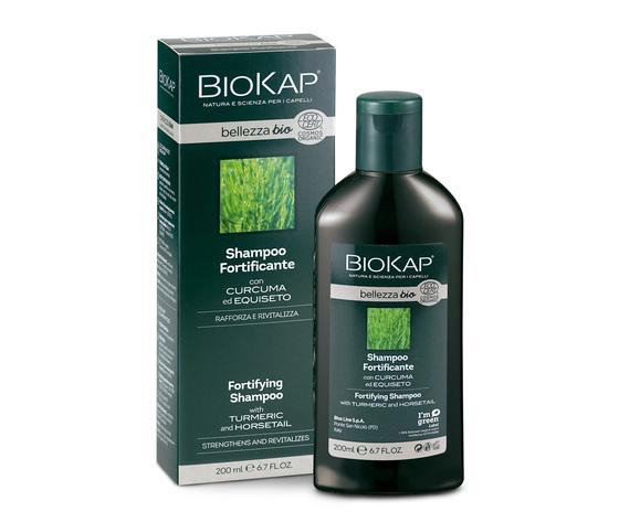 Biokap bio shampoo fortificante