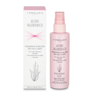 Acido ialuronico acquaspray viso e corpo Erbolario