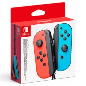 Nintendo Joy-Con Blu, Rosso Bluetooth Gamepad Analogico/Digitale Nintendo Switch