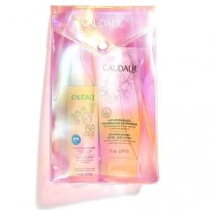 Caudalie Trousse Duo Solare 2021 Spray Solare 75 ml + Crema corpo 75 ml