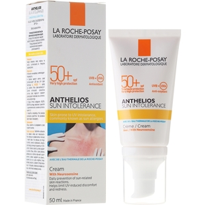 La Roche Posay Anthelios Sun Intolerance Cream SPF 50+ 50Ml