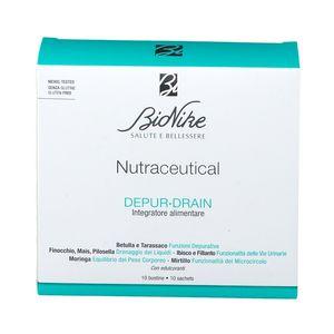 BioNike Nutraceutical DEPUR-DRAIN 10 bustine