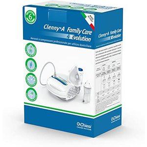 Clenny A Family Care 4Evolution aerosol a compressore professionale