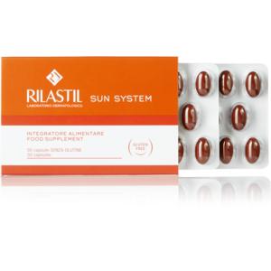 Rilastil sun system  30 compresse