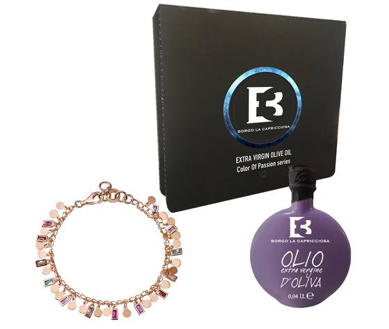 Cop40vb   color of passion 40 ml violet   bracciale macrigi