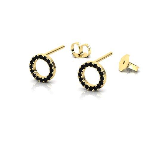 Or013 render 1 orecchini prospettiva 180719 yellow gold onyx