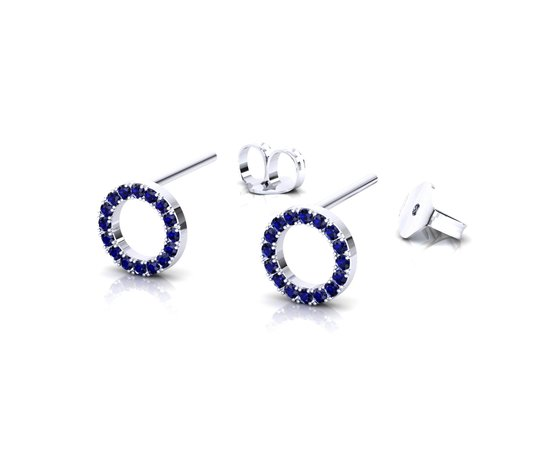 Or013 render 1 orecchini prospettiva 180719 platinum sapphire blue