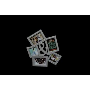 Portafoto in plastica Tortora & 5 posti - I&I