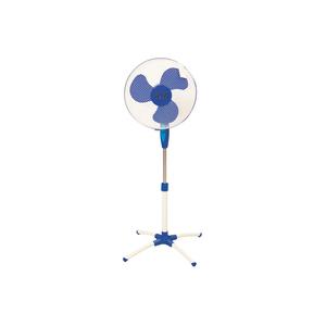 Ventilatore a Piantana 3 velocità 45W Blu - ENRICO COVERI