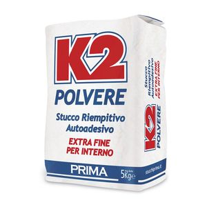 Stucco in polvere 5kg - K2