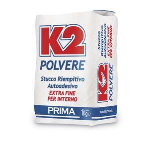 Stucco in polvere 1 kg - K2