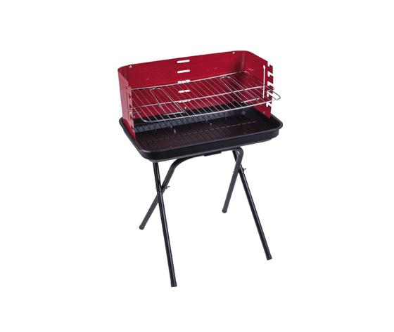 Barbecue rettangolare richiudibile - Jardinia