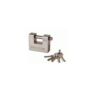 Lucchetto di sicurezza 94mm con Chiave Europea - Iron Stone