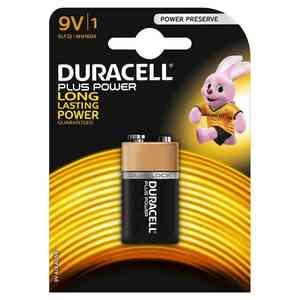 Batteria Duracell E-Block 9V/1