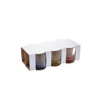 Set 6 bicchierini multicolore - Nataluna