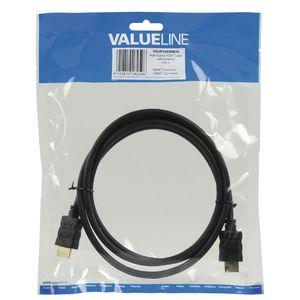 Cavo HDMI Alta Velocità con Ethernet Connettore HDMI 1.50 m Nero - VALUELINE