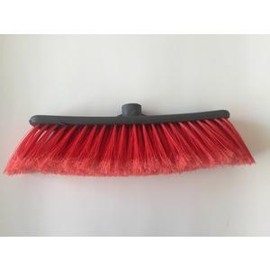 Scopa casalinga francesina in nylon rosso