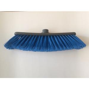 Scopa casalinga francesina in nylon blu