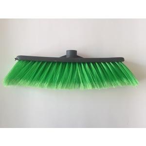 Scopa casalinga francesina in nylon verde