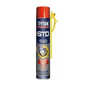 Schiuma Poliuretanica Universale Con cannuccia 750 ml - TYTAN STD