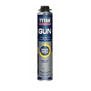 Schiuma Poliuretanica Universale Per pistola 750 ml - TYTAN GUN