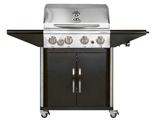 Barbecuegas455g