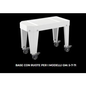 IMPASTATRICE BASE SU ROUTE PER mod. GM5 e GM7