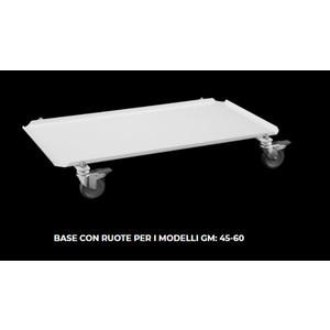 IMPASTATRICE BASE SU ROUTE PER mod. GM45 e GM60