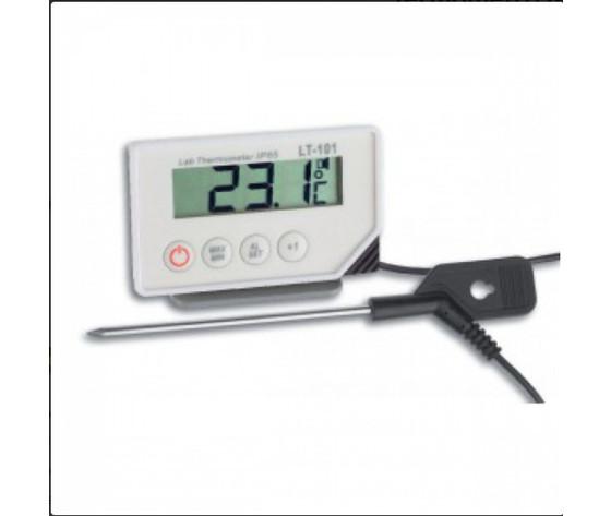 Termometro con all e sonda 42517