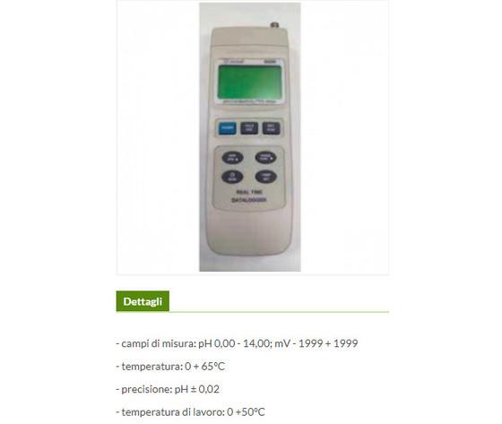 Phmetro50200p