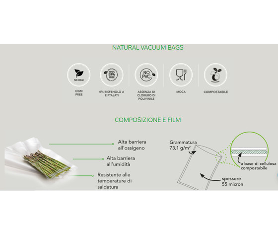 Natural bags note