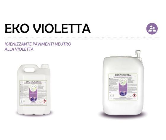 Eko violetta foto