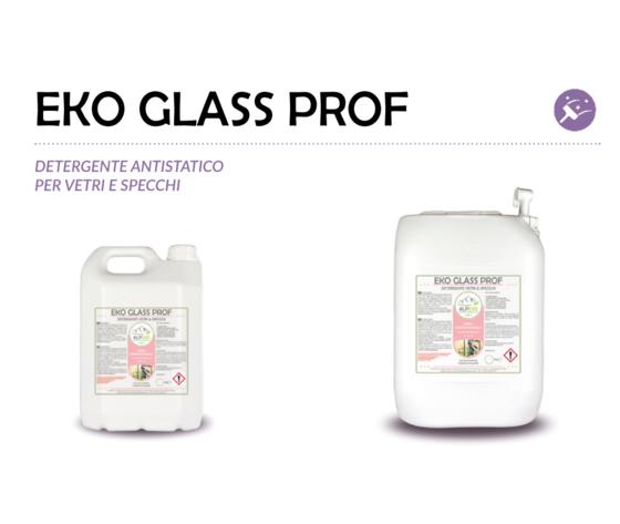 Eko glassprof foto