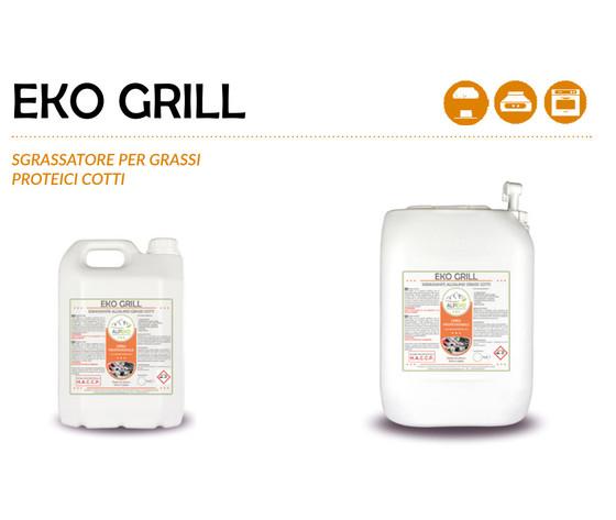 Eko grill foto
