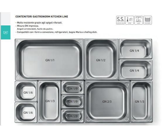 Contenitori kitchen serie